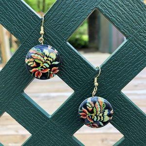 BOHO butterfly earrings